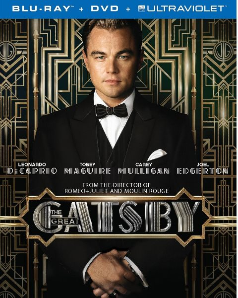 The Great Gatsby was released on Blu-ray and DVD on August 27, 2013