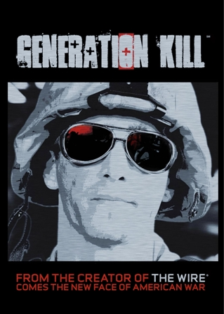 Generation Kill is available on DVD on December 16, 2008.