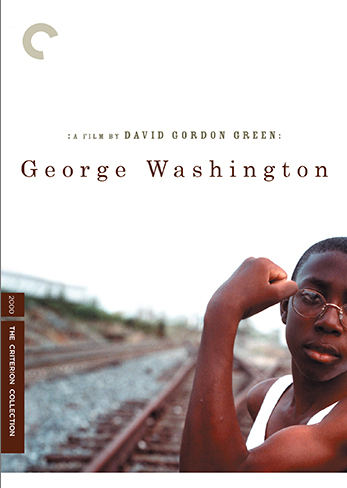 George Washington was released on Blu-ray on March 11, 2014