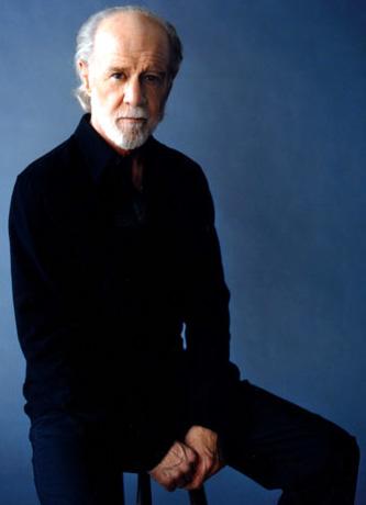 Legendary comedian George Carlin