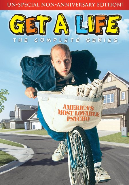 Get a Life: The Complete Series was released on DVD on September 18, 2012