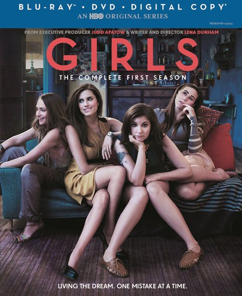 Girls: The Complete First Season was released on Blu-ray on December 11, 2012