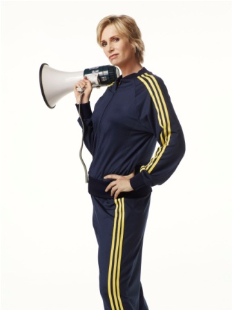 Jane Lynch in Glee