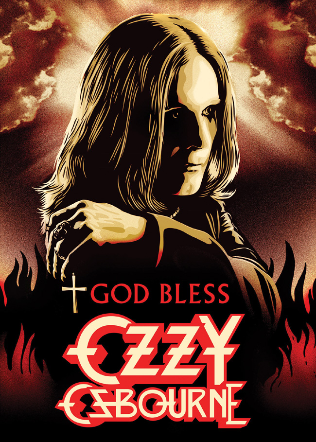 God Bless Ozzy Osbourne is out now on Blu-ray or DVD