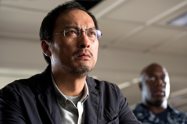 Ken Watanabe in 2014's Godzilla