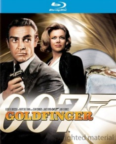 Goldfinger was released on Blu-Ray on March 24th, 2009.