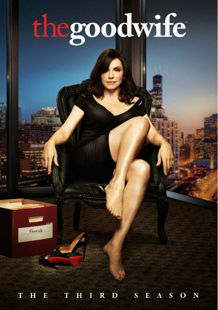 The Good Wife: The Third Season was released on DVD on September 4, 2012