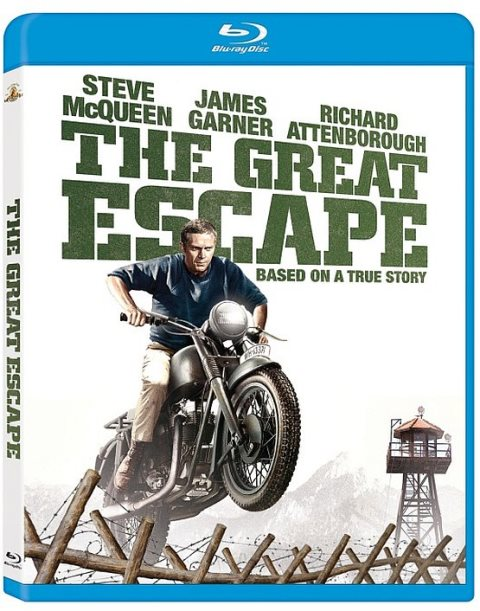 The Great Escape was released on Blu-ray on May 7, 2013