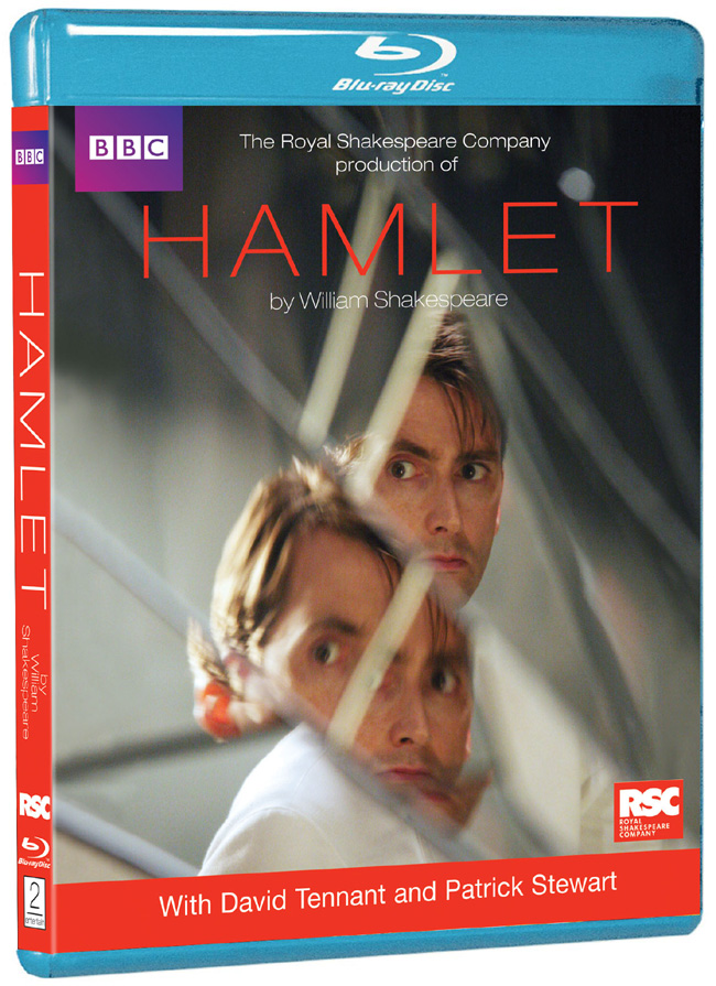 David Tennant and Patrick Stewart star in BBC's Hamlet