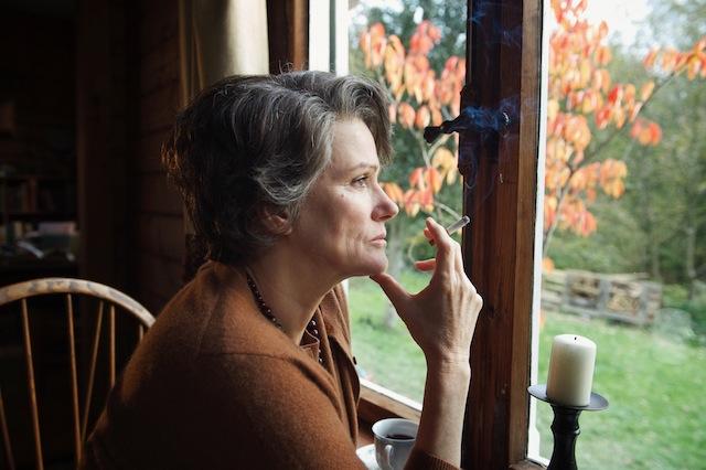 Barbara Sukowa stars in Margarethe von Trotta's Hannah Arendt.