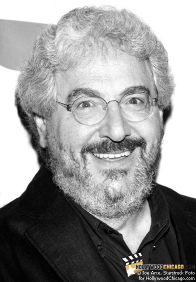 Year One director Harold Ramis in Chicago on June 16, 2009