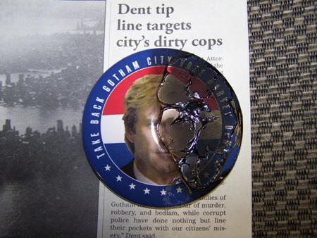The Dark Knight, Harvey Dent
