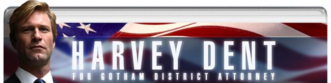 The Dark Knight, Harvey Dent, Aaron Eckhart, IBelieveInHarveyDent.com