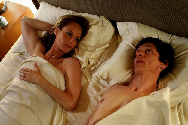 Helen Hunt and John Hawkes star in Ben Lewin's The Sessions.