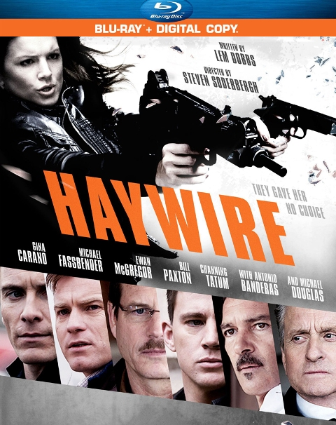 Haywire was released on Blu-ray and DVD on April 24, 2012