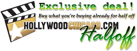 HollywoodChicago.com Halfoff