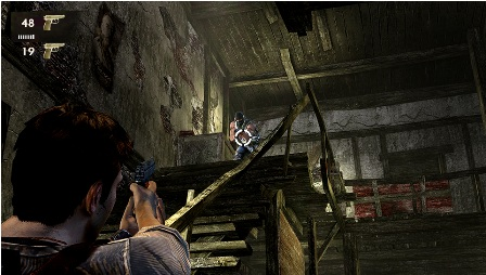Uncharted: Golden Abyss for the PS Vita