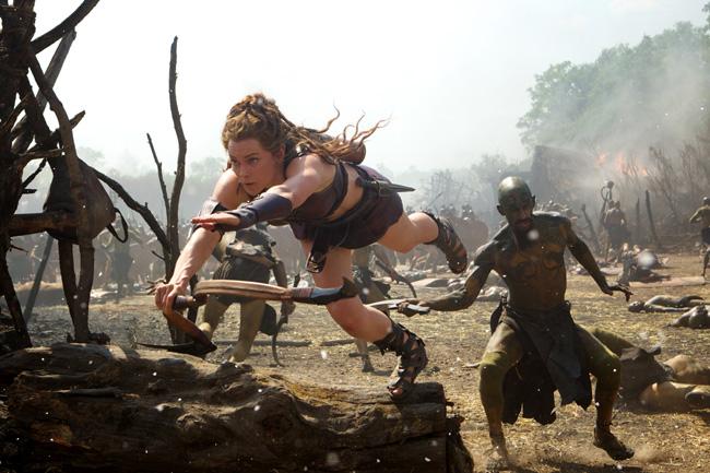 Ingrid Bolso Berdal in Hercules