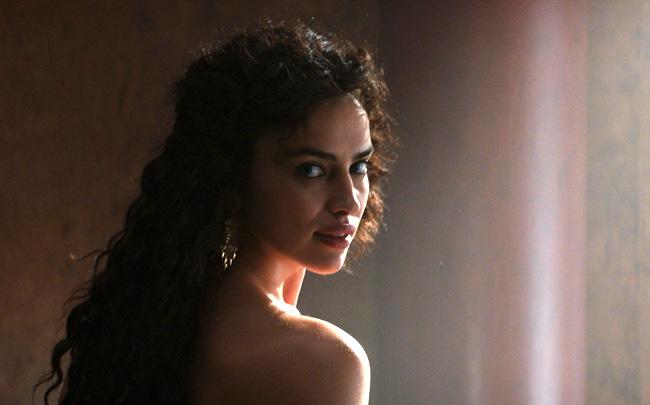 Irina Shayk in Hercules