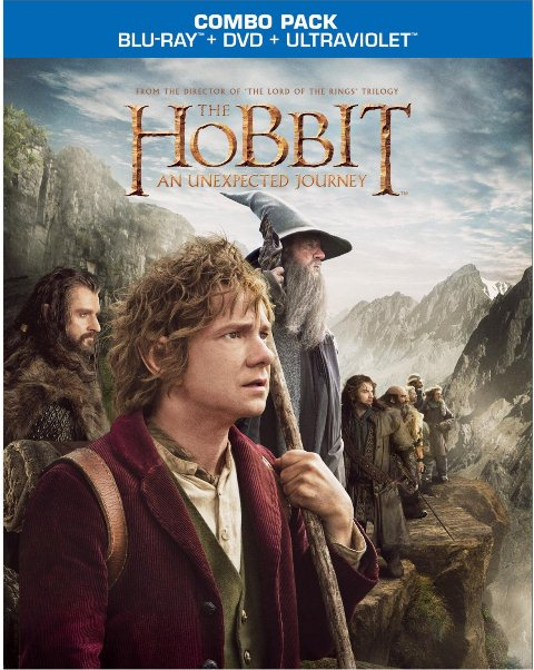 The Hobbit: An Unexpected Journey was released on Blu-ray and DVD on March 19, 2013