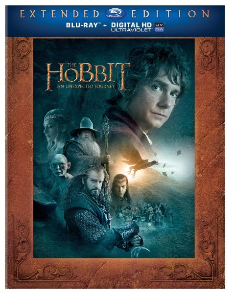 The Hobbit: An Unexpected Journey (Extended Edition) was released on Blu-ray and DVD on November 5, 2013