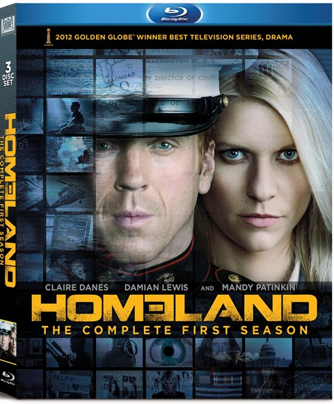 Homeland: The Complete First Season was released on Blu-ray and DVD on August 28, 2012
