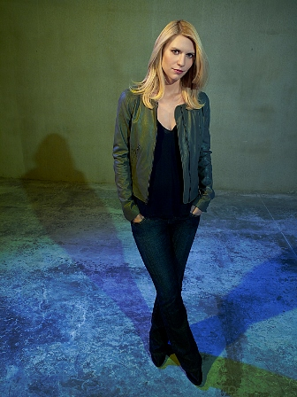 Claire Danes for Homeland
