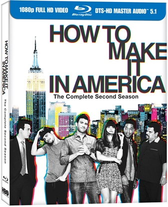 How to Make It in America: The Complete Second Season was released on Blu-ray and DVD on September 4, 2012