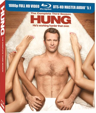 Hung: The Complete Third Season was released on Blu-ray and DVD on September 4, 2012