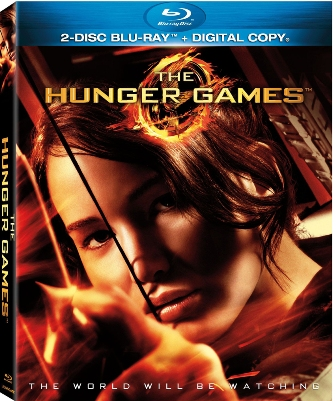 The Hunger Games was released on Blu-ray and DVD on August 18, 2012