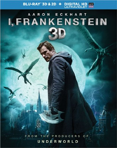 I, Frankenstein was released on Blu-ray and DVD on May 13, 2014