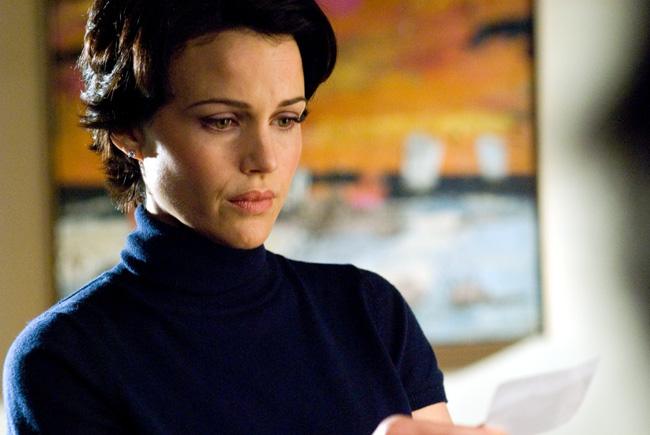 Carla Gugino in Righteous Kill