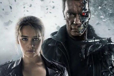 Termintor Genisys Front
