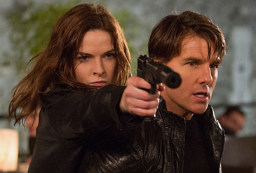 Mission Impossible - Rogue Nation Rebecca Ferguson