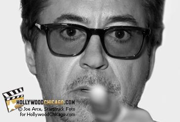 Robert Downey Jr., photo 2019 by Joe Arce