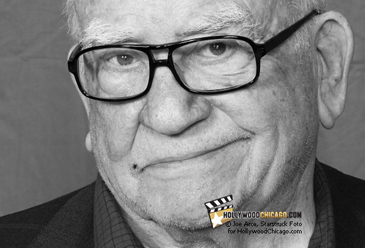 Ed Asner, photo by Joe Arce