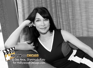 Illeana Douglas, photo by Joe Arce