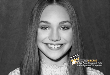 Maddie Ziegler, photo by Joe Arce