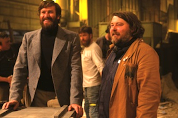Ben Wheatley, Armie Hammer 'Free Fire'