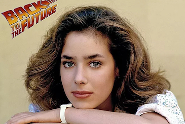 Claudia Wells at Mainframe Comic Con