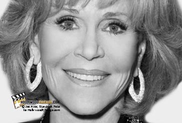 Jane Fonda, photo by Joe Arce