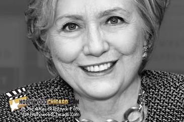 Hillary Rodham Clinton, Photo by Joe Arce.