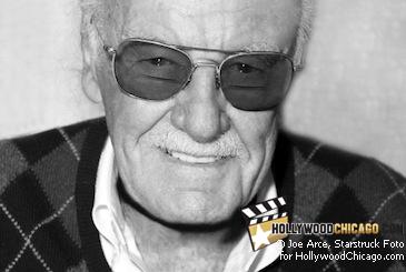 Stan Lee, Photo by Joe Arce