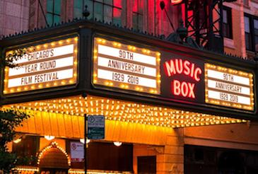 Music Box Theatre, 90th Anniversary