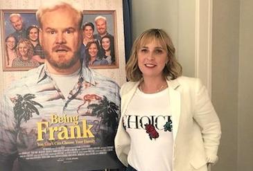 Miranda Bailey of 'Being Frank'