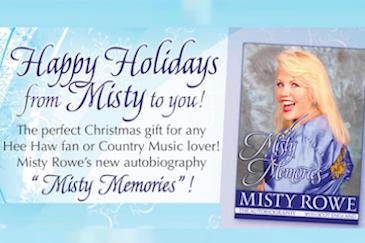 Misty Memories Misty Rowe