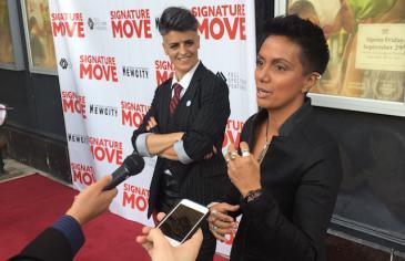 'Signature Move' Red Carpet