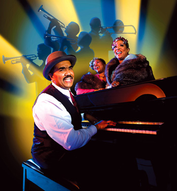 The Chicago production of Ain't Misbehavin', which is based on an idea by Murray Horowitz and Richard Maltby Jr. with music by Fats Waller, is directed by Chuck Smith