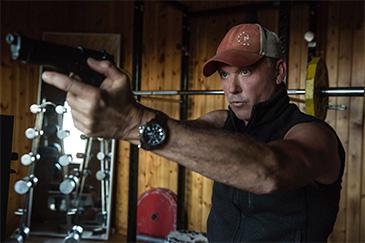 American Assassin with Michael Keaton