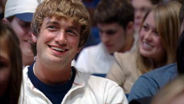 Mitch Reinholt stars in Nanette Burstein's American Teen